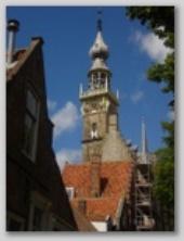 kerk toren veere